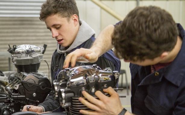 Mechanic or Apprentice Motorcycles, ATV, classic bikes, trike building
