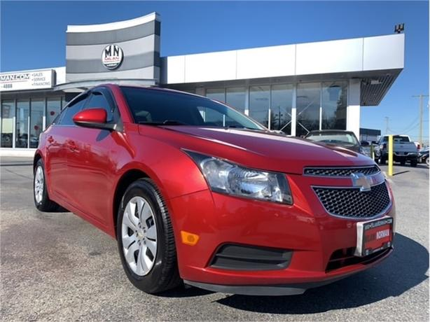 2013 Chevrolet Cruze LT TURBO AUTOMATIC A/C POWER GROUP
