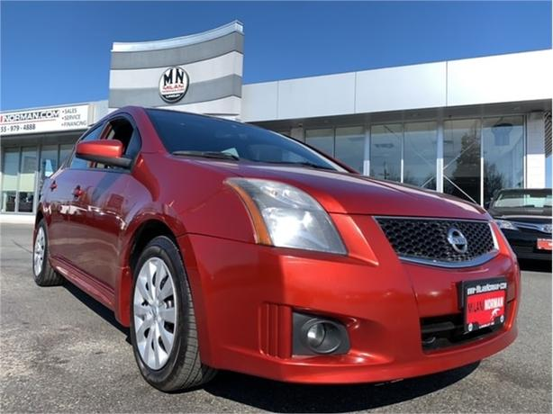 2011 Nissan Sentra SE-R SPEC V AUTOMATIC LOADED