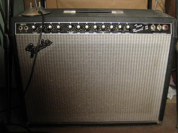 FENDER TWIN REVERB REDUCED PRICE