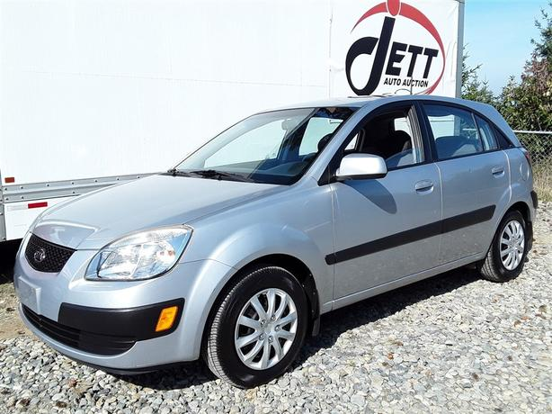 2006 Kia Rio 5 Unreserved Unit- Selling to the Highest Bid!