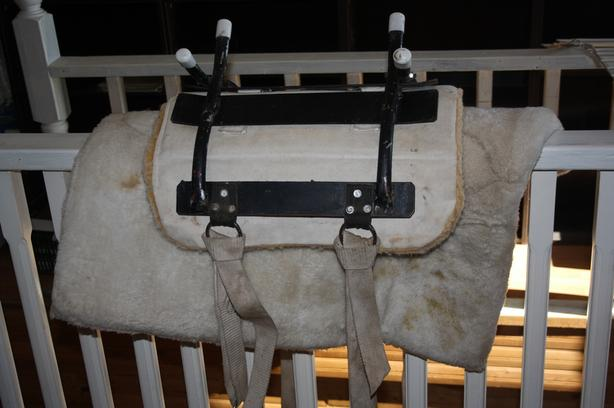 Pack Saddle, complete