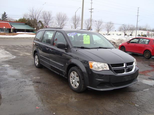2011 Dodge Grand Caravan ***Safety ON or QC Included***
