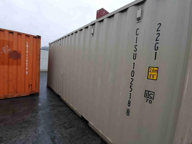 HONEYBOX - Delta - 20' New Multy Trip - shipping containers -