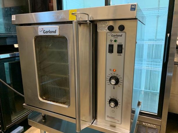 (GARLAND)  ELECTRIC CONVECTION OVEN