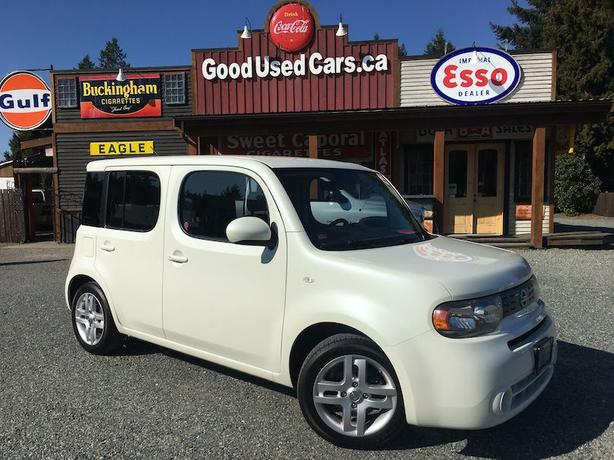 2010 Nissan Cube - No Accidents