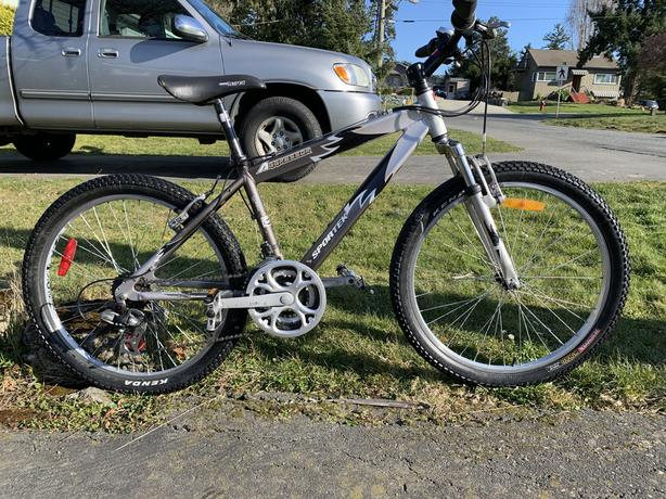 Shimano Sportek 21 Speed Mountain Bike Saanich Victoria Mobile Innovative, easy to install, intuitive and perfect looking, sportek products. shimano sportek 21 speed mountain bike