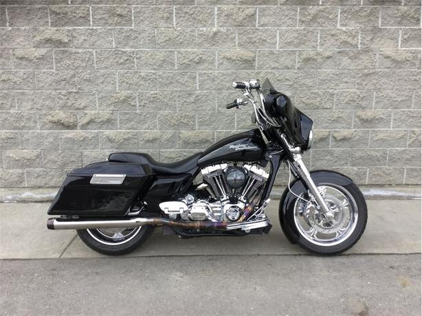 2003 Harley-Davidson® FLH