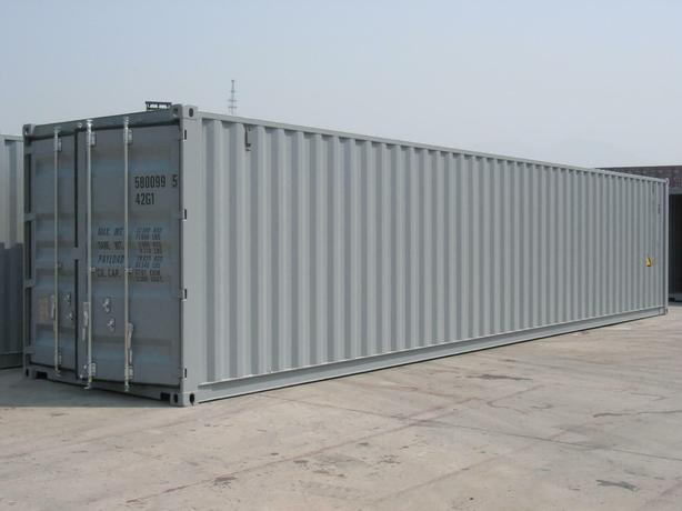 New 40ft High Cube Shipping Container - Shipping Available - Warranty