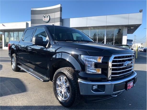 2017 Ford F-150 XLT XTR 4WD REAR CAMERA HEATED SEATS ONLY 92KM