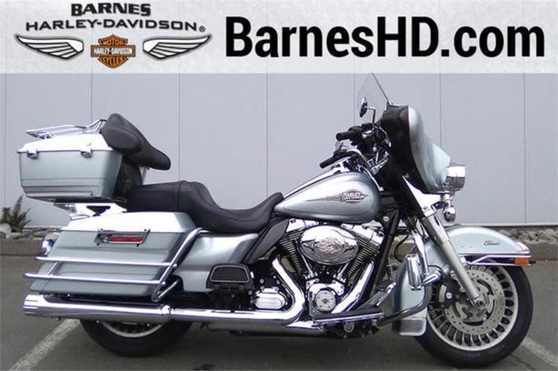 2012 Harley-Davidson® FLHTC - Electra Glide® Classic