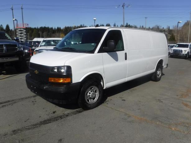 2019 Chevrolet Express 2500 Cargo Van Extended