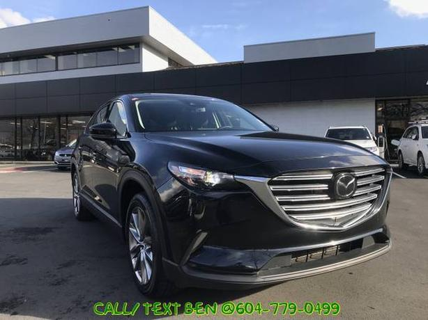 2019 Mazda CX-9 AWD,LEATHER, LANE DEPARTURE, UBER SPECIAL, PRICE DROP!