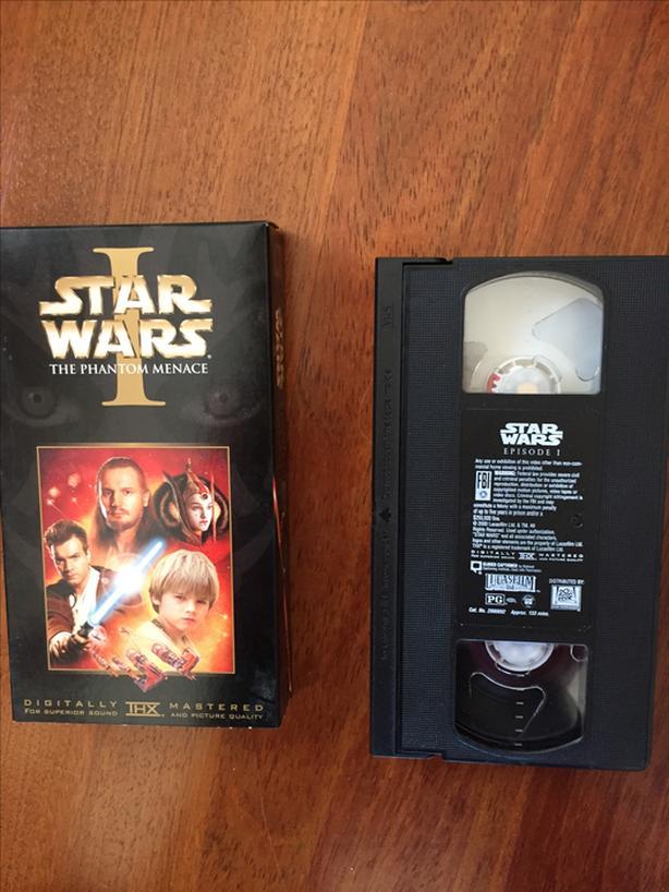 Star Wars The Phantom Menance