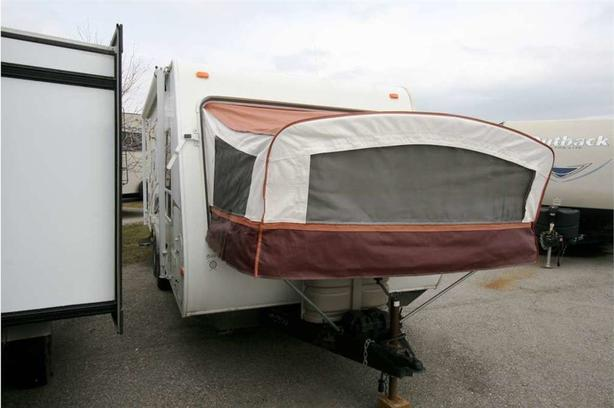 2008 Forest River SURVEYOR TT 192T
