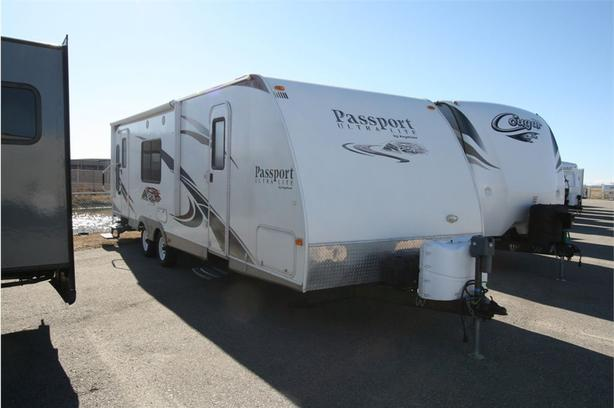 2011 Keystone RV PASSPORT 285RL