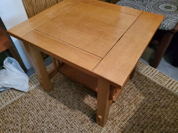 2 End Tables *Update: 1 Sold*