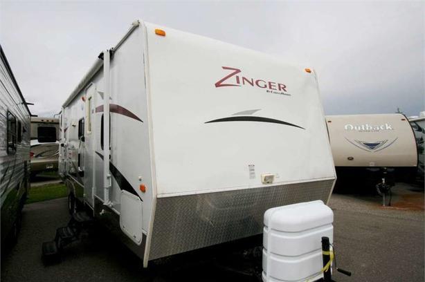 2011 CrossRoads RV ZINGER 260BH