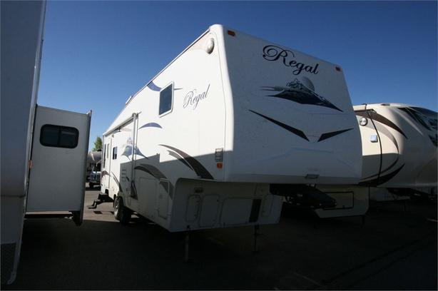 2007 Fleetwood RV PROWLER REGAL 30.5RL
