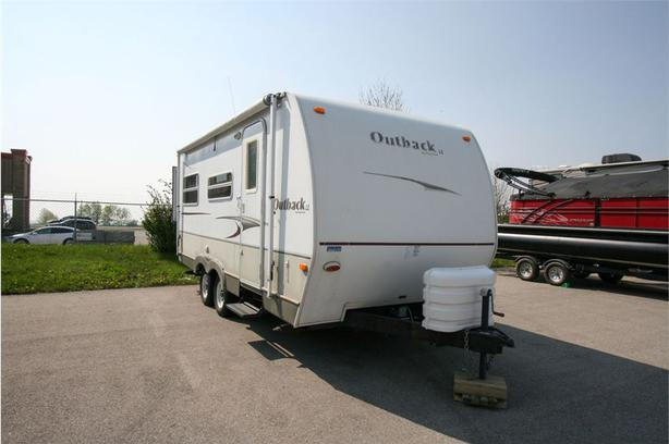 2008 Keystone RV OUTBACK TT 21RS