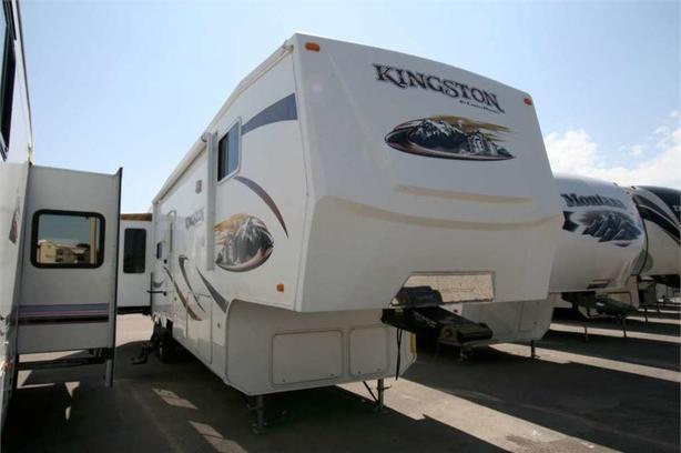 2011 CrossRoads RV KINGSTON 5W KF35SB