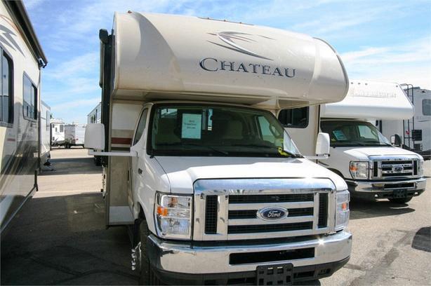 2018 Thor Motor Coach CHATEAU 24F