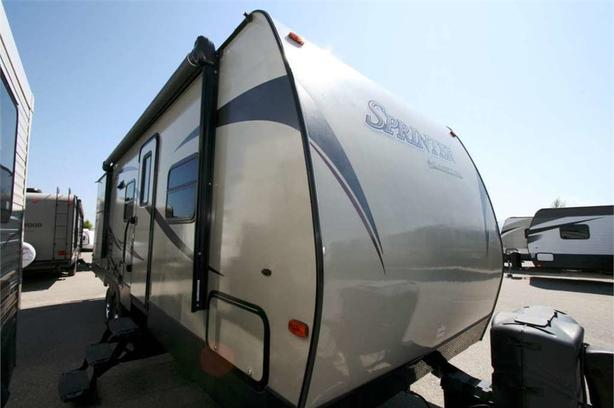2015 Keystone RV Sprinter Campfire 26RB