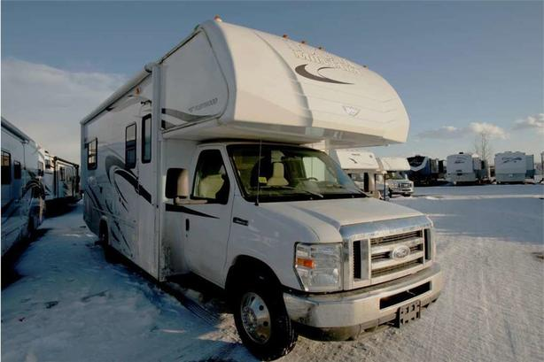 2014 Fleetwood RV TIOGA 25K