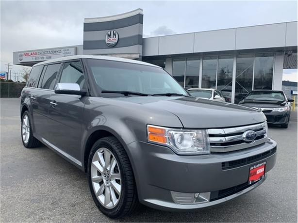 2010 Ford Flex Limited LEATHER SUNROOF ONLY 166KM