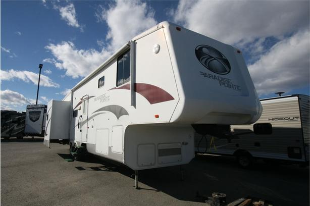 2007 CrossRoads RV PARADISE POINT 36RD