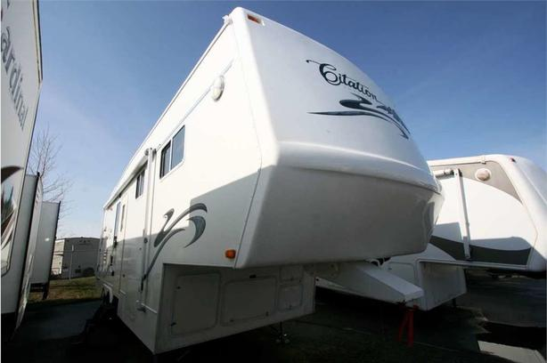 2002 GENERAL COACH CITATION SUPREME 29RKDS