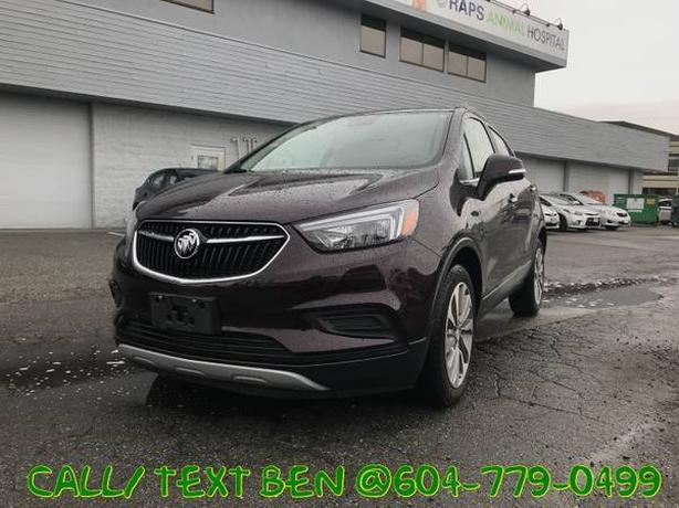2017 Buick Encore, PUSH TO START, BEST PRICE, 6 MONTHS NO PAYMENT