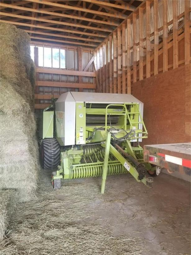 2000 CLAAS 255 ROTOCUT WITH WRAPPER