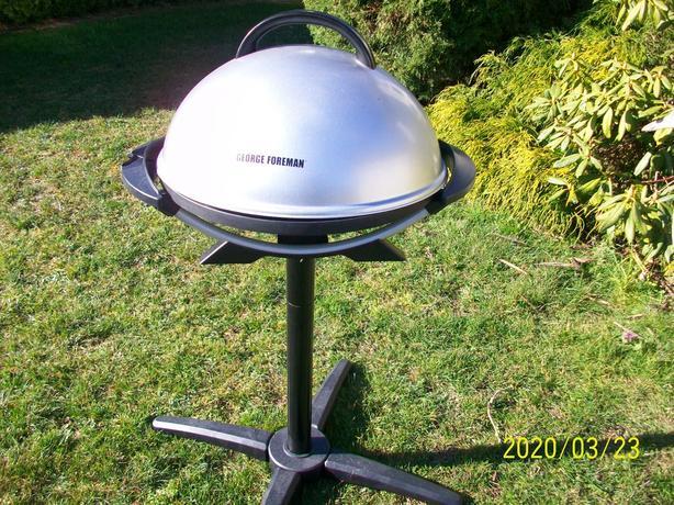 Indoor/Outdoor BBQ Grill