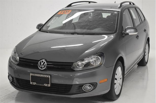 2014 Volkswagen Golf Wagon TDI Trendline Auto w/ Bluetooth
