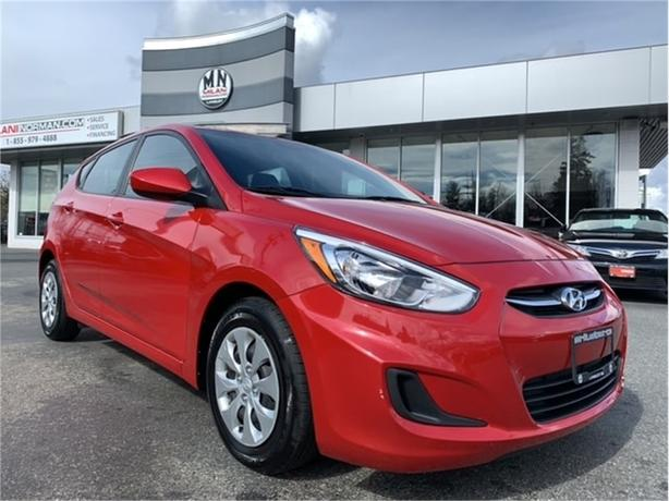 2015 Hyundai Accent SE AUTO POWER GROUP A/C HEATED SEATS