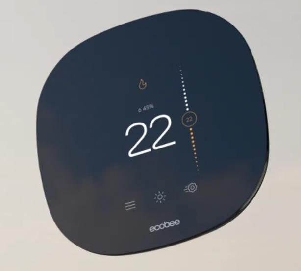 ecobee3 Smart Thermostat - without voice control