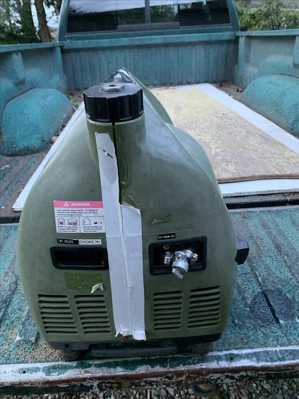 1850 Watt Silent Portable Generator