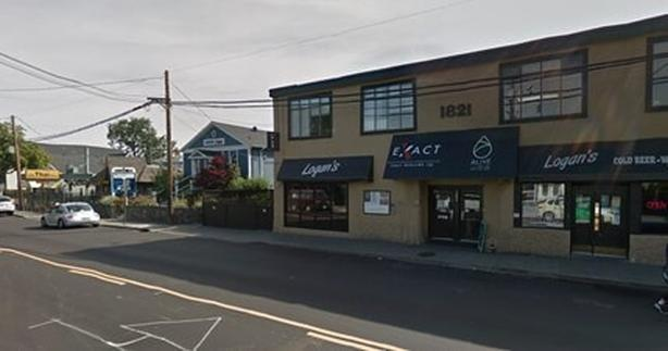 Commercial Space For Lease at 1821 Cook St