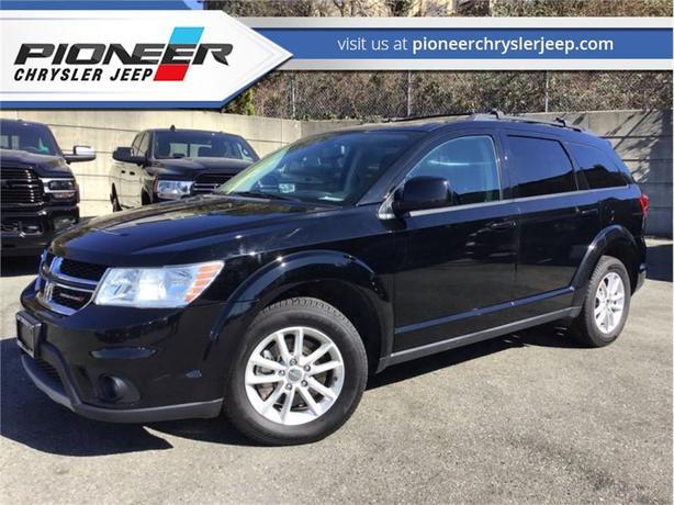 2016 Dodge Journey SXT  - Navigation