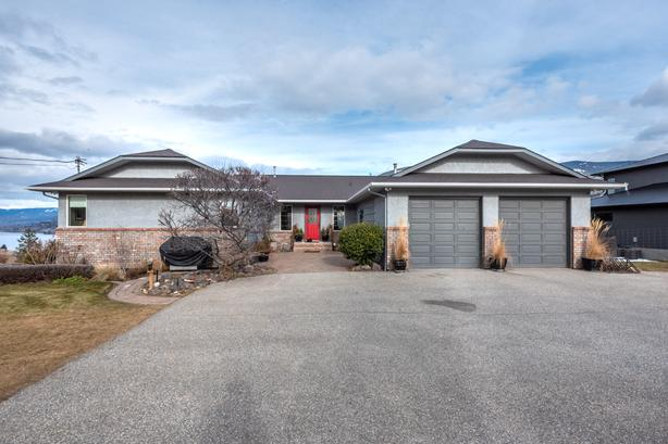 Breathtaking Lake & Valley View Home w/ 4+ Acres