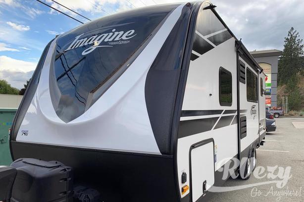 2400BH (Rent  RVs, Motorhomes, Trailers & Camper vans)