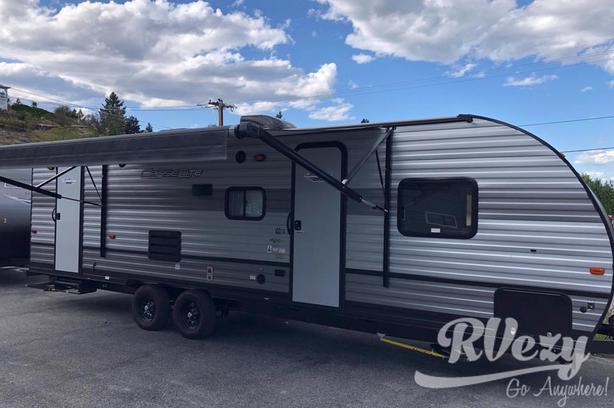Cruise Lite (Rent  RVs, Motorhomes, Trailers & Camper vans)
