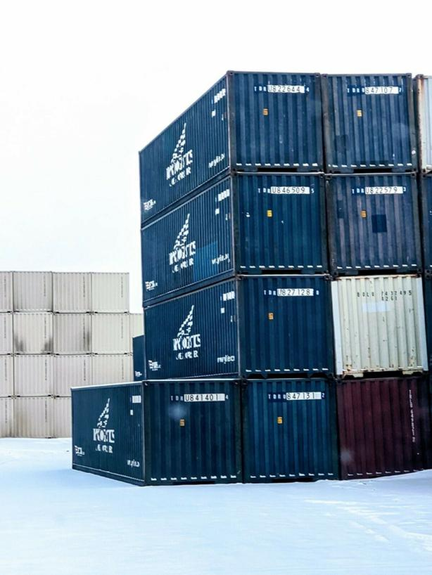 Shipping Container Sale + Warranty. 20' and 40'