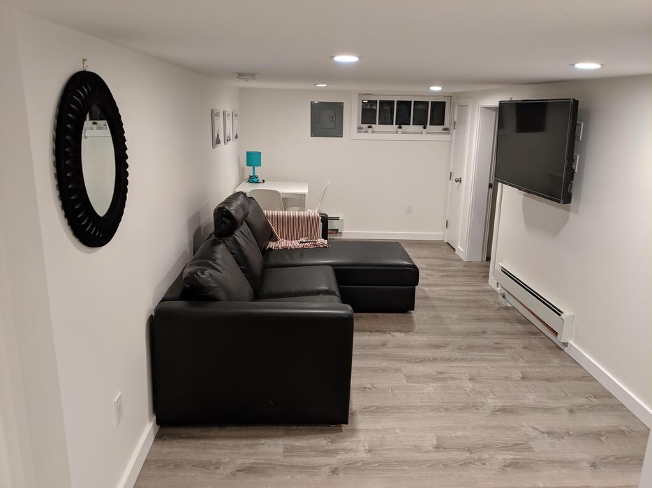 2 Bedroom Fully Furnished Basement Apartment - Available ...