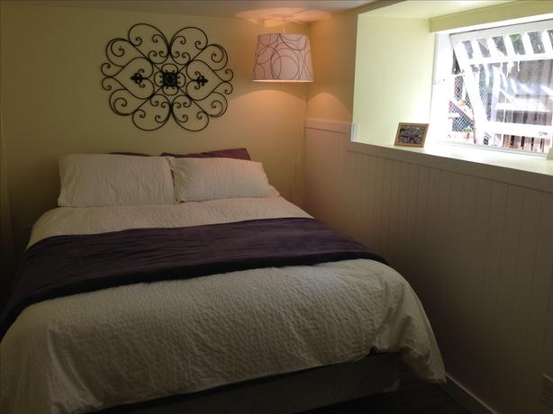 Bright beautiful suite in Character home in Central Vic West
