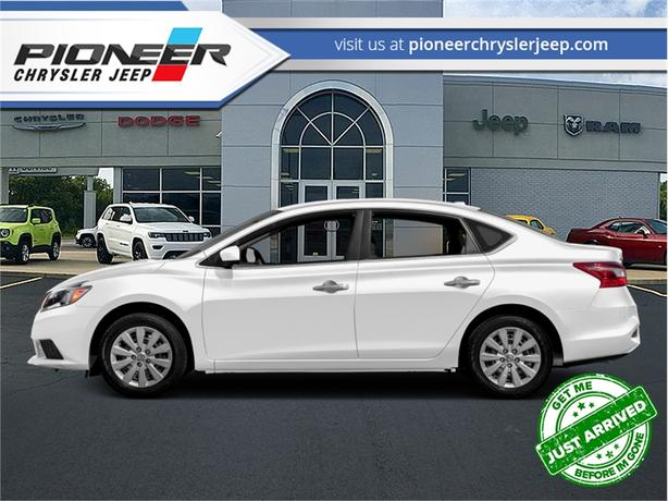 2018 Nissan Sentra 1.8 S CVT  - Bluetooth -  Power Windows