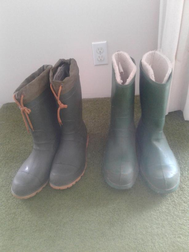 BOOTS SOREL LINED