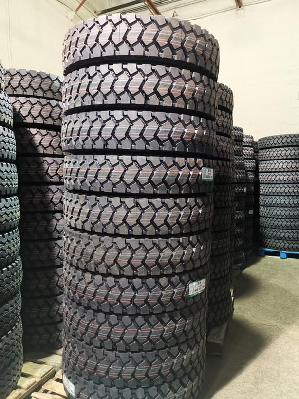 New 11R245 16 ply Mixed Service Drive Tire