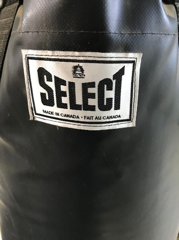 Heavy punching bag - 100 lbs
